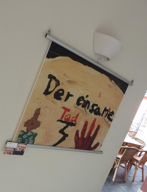 Claus Maywald Lara Maywald Grundschule Gau-Odernheim Projekt Leben und Tod