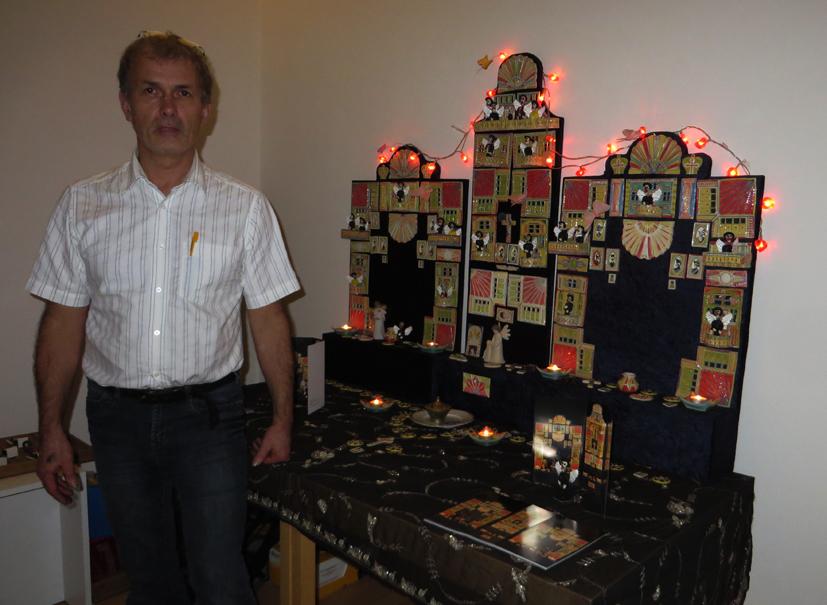 Claus Maywald Mexikanisches Totenfest Kassel Museum für Sepulkralkultur Ofrenda