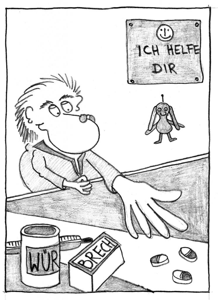 Claus Maywald Lara Maywald Der gute Arzt