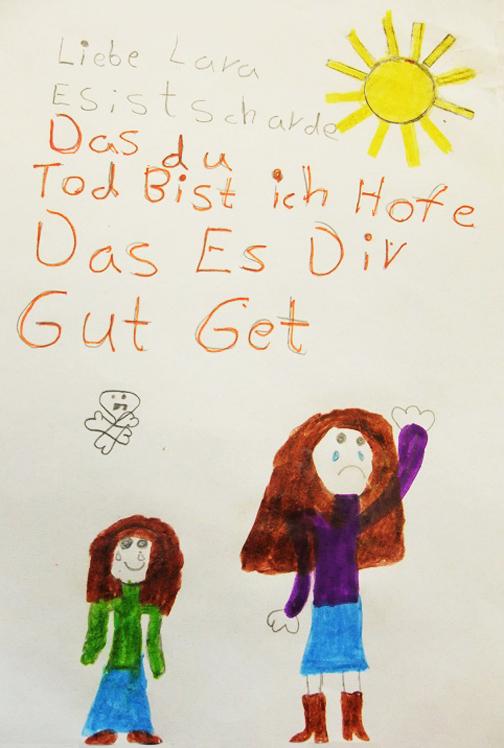 Claus Maywald Leben und Tod Grundschule Gau-Odernheim
