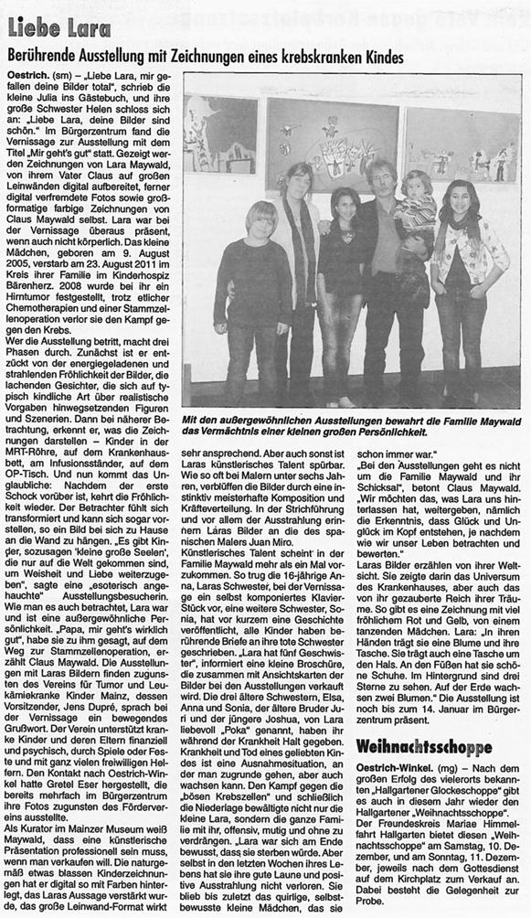 Claus Maywald Ausstellung Mir geht's gut Rheingau Echo-8-12-2011 copy