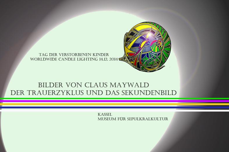 Claus Maywald Museum für Sepulkralkultur Kassel Tag der verstorbenen Kinder Worldwide Candle lighting
