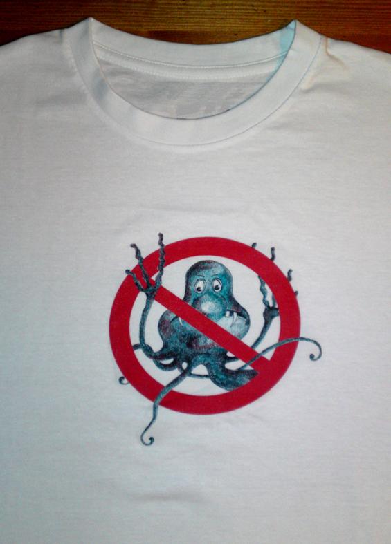 Claus Maywald Tumorshop Anti-Tumor-T-Shirt