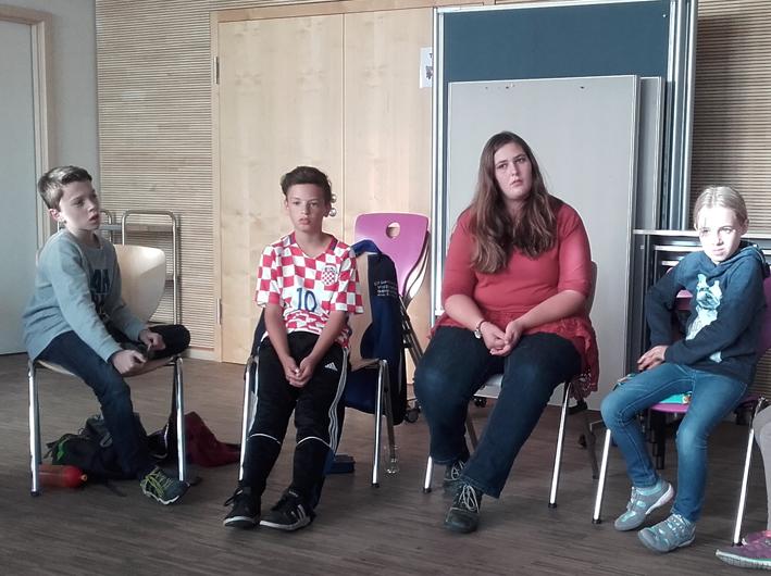 Claus Maywald Bärenherz Kinderhospiz Grundschule Gau-Odernheim