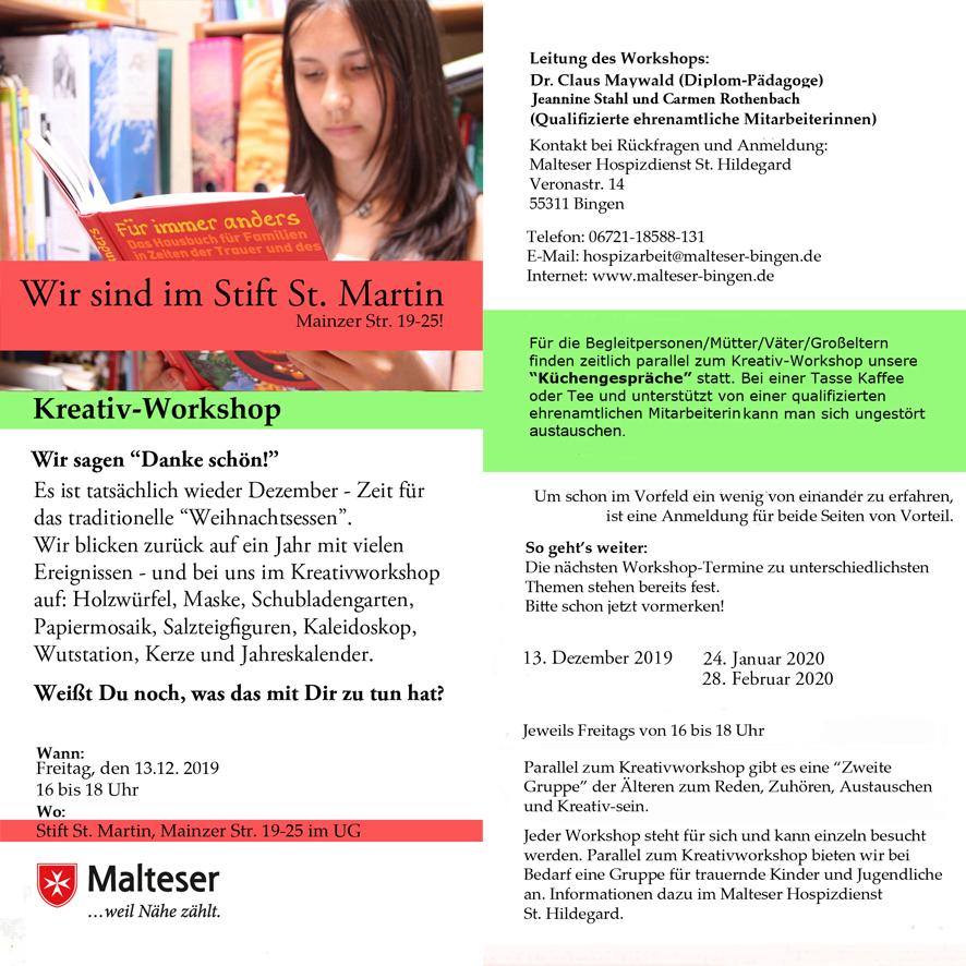 Claus Maywald Kinder und Jugendtrauer