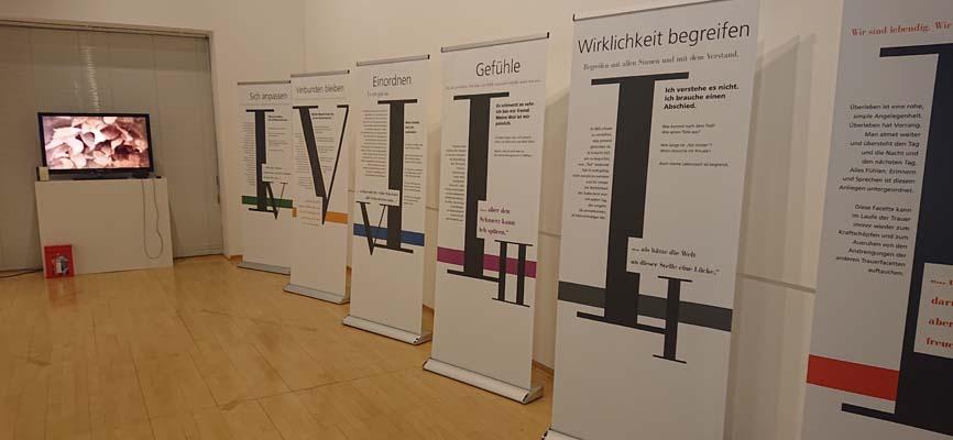 Claus Maywald Ausstellung Museum für Sepulkralkultur Kassel Trauer
